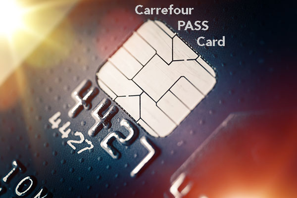Carrefour Pass Card The Way Experience Original Speaking And